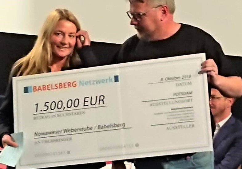 Aktuelles_Webserstube_Babelsberg_Potsdam_Spenden