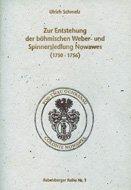 Zur Entstehung der böhmischen Weber-und Spinnersiedlung Nowawes
